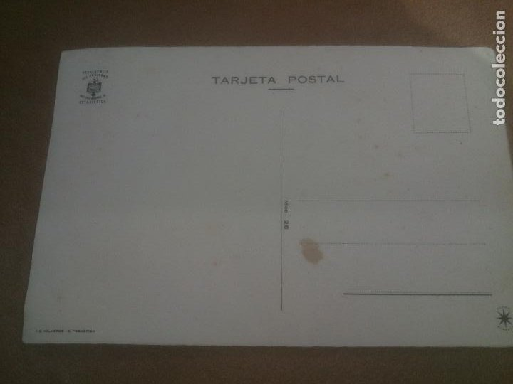 Postales: ANTIGUA POSTAL LAS OBRAS HIDRAULICAS EN ESPAÑA - NO CIRCULADA - ED. PRESIDENCIA DE GOBIERNO. - Foto 2 - 245126175