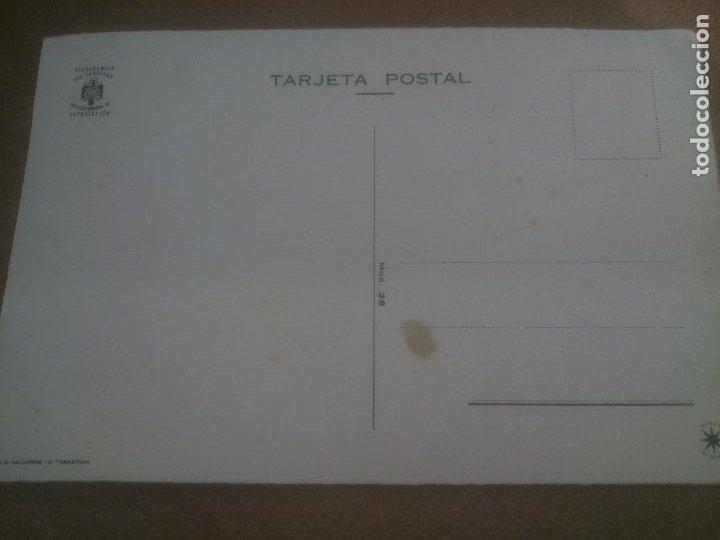 Postales: ANTIGUA POSTAL LA INDUSTRIA CONSERVERA EN ESPAÑA - NO CIRCULADA - ED. PRESIDENCIA DE GOBIERNO. - Foto 2 - 245126410