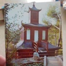 Postales: ANTIGUA POSTAL MANUSCRITA PAGODA CHINA. Lote 245404200