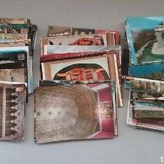 Postales: COLECCIÓN DE POSTALES MODERNAS VARIADAS. 124 UNIDADES. Lote 248431850