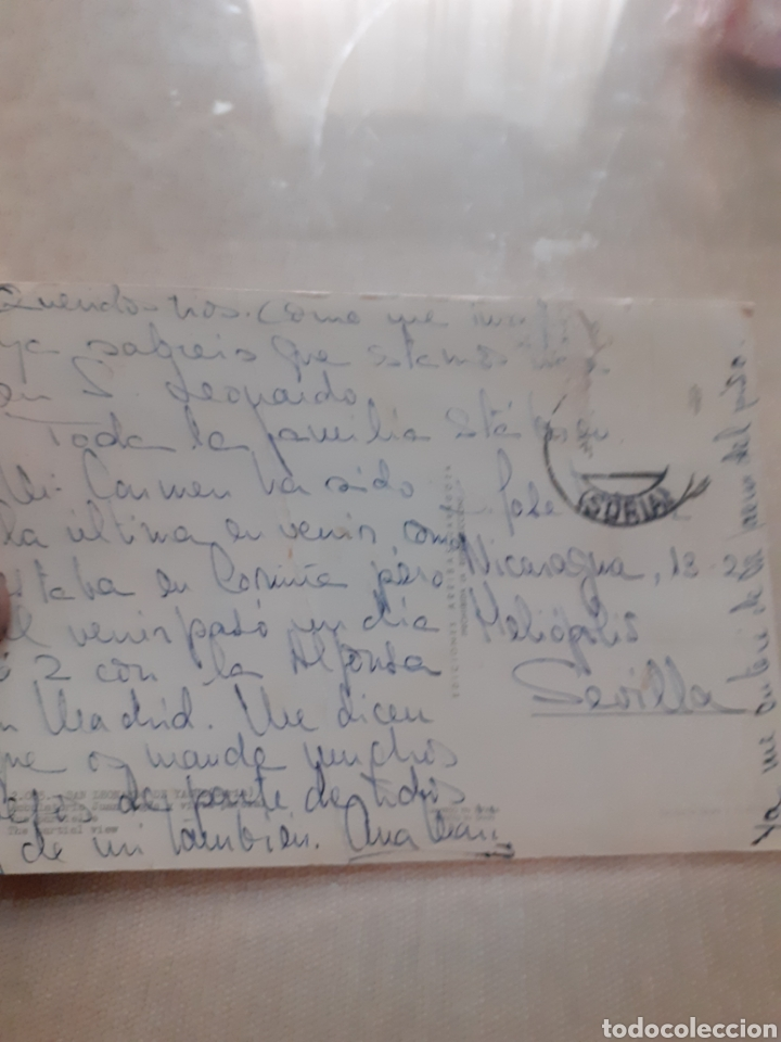 Postales: Postal antigua san Leonardo de Yagüe soria escrita - Foto 2 - 249166335