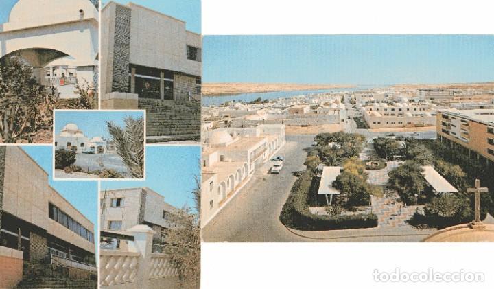 AD305 LOTE 2 POSTAL DE EL AAIUN – SAHARA ESPAÑOL (Postales - España - Sin Clasificar Moderna (desde 1.940))