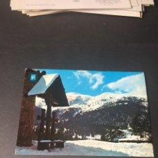Postales: PARA AMANTES DE LA NIEVE -BONITAS VISTAS- LA DE LA FOTO VER TODAS MIS POSTALES. Lote 254490695
