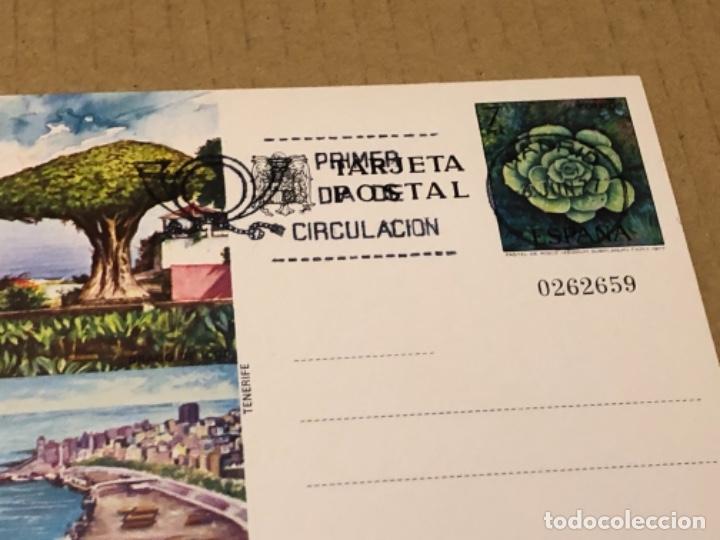 Postales: 8 tarjetas postales de España, 2 de ellas con mata sello - Foto 4 - 254689195