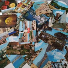 Postales: LOTE 29 POSTALES DE LOS AÑOS 70 HASTA 90. ESCRITAS CON SELLOS.. Lote 257296030