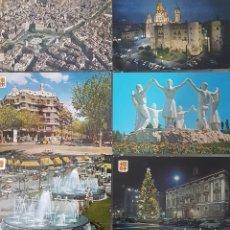 Postales: LOTE DE 119 POSTALES DE ESPAÑA, CIUDADES, LUGARES DE INTERÉS. PERÍODO 1960-1990. Lote 257824460