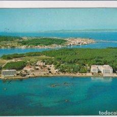 Postales: LA TOJA. FRANQUEADO Y FECHADO DE 1971. Lote 262682930