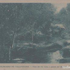 Cartes Postales: LOTE A-POSTAL BALNEARIO DE VALLFOGONA BARCELONA MATA SELLOS. Lote 264968194