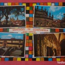 Postais: POSTAL SIN CIRCULAR DE AÑO SANTO SANTIAGO DE COMPOSTELA LOTE 16 MIRAR FOTOS. Lote 266903064