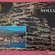 Postais: POSTAL SIN CIRCULAR DE SOLLER PALMA DE MALLORCA LOTE 18 MIRAR FOTOS. Lote 266914159
