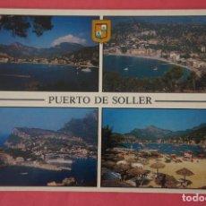 Postais: POSTAL SIN CIRCULAR DE PUERTO DE SOLLER PALMA DE MALLORCA LOTE 18 MIRAR FOTOS. Lote 266914354