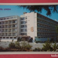 Postais: POSTAL SIN CIRCULAR DE HOTEL LINDA PALMA DE MALLORCA LOTE 18 MIRAR FOTOS. Lote 266915079