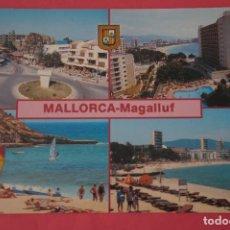 Postais: POSTAL SIN CIRCULAR DE MAGALLUF PALMA DE MALLORCA LOTE 19 MIRAR FOTOS. Lote 266917689