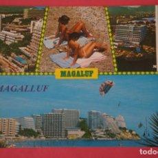 Postais: POSTAL SIN CIRCULAR DE MAGALLUF PALMA DE MALLORCA LOTE 19 MIRAR FOTOS. Lote 266917904