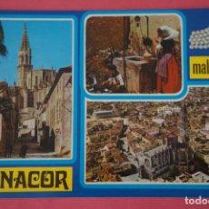 Postais: POSTAL SIN CIRCULAR DE MANACOR PALMA DE MALLORCA LOTE 19 MIRAR FOTOS. Lote 266919039