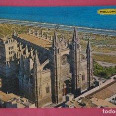 Cartes Postales: POSTAL SIN CIRCULAR DE CATEDRAL PALMA DE MALLORCA LOTE 20 MIRAR FOTOS. Lote 266923234