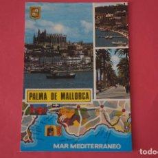 Cartes Postales: POSTAL SIN CIRCULAR DE CATEDRAL PALMA DE MALLORCA LOTE 20 MIRAR FOTOS. Lote 266924129