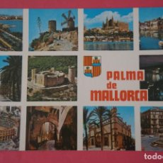 Cartes Postales: POSTAL SIN CIRCULAR DE CATEDRAL PALMA DE MALLORCA LOTE 20 MIRAR FOTOS. Lote 266924709