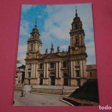 Cartoline: POSTAL SIN CIRCULAR DE LAS CATEDRAL LUGO LOTE 26 MIRAR FOTOS. Lote 267234064
