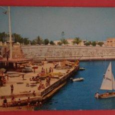 Cartoline: POSTAL SIN CIRCULAR DE CLUB NAUTICO CEUTA LOTE 30 MIRAR FOTOS. Lote 267756419