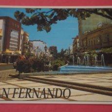 Cartes Postales: POSTAL SIN CIRCULAR DE SAN FERNANDO CADIZ LOTE 33. Lote 268264694