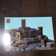 Postales: POSTAL CASTILLO DE JAVIER. Lote 268474454