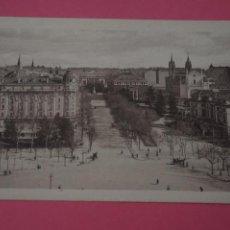 Postales: POSTAL SIN CIRCULAR BLANCO Y NEGRO DE HOTEL RITZ MUSEO DEL PRADO MADRID LOTE 3. Lote 269209663