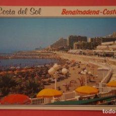 Postales: POSTAL SIN CIRCULAR DE BENALMADENA COSTA MALAGA LOTE 36. Lote 269210278