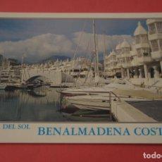 Postales: POSTAL SIN CIRCULAR DE BENALMADENA COSTA DEL SOL MALAGA LOTE 36. Lote 269210383