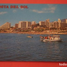 Postales: POSTAL SIN CIRCULAR DE BENALMADENA MALAGA LOTE 36. Lote 269210463
