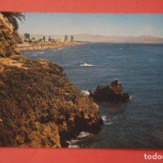 Postales: POSTAL SIN CIRCULAR DE TORREMOLINOS MALAGA LOTE 36. Lote 269210733