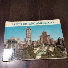 Postales: POSTALES BANCO HISPANO AMERICANO. Lote 269494793
