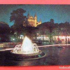Cartes Postales: POSTAL SIN CIRCULAR DE PLAZA DE LA REINA Y CATEDRAL PALMA DE MALLORCA LOTE 38. Lote 269826238