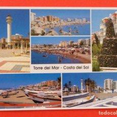 Postales: POSTAL SIN CIRCULAR DE TORRE DEL MAR COSTA DEL SOL MALAGA LOTE 39. Lote 269828098