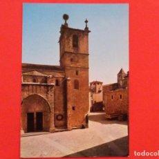 Postales: POSTAL SIN CIRCULAR DE PLAZA DE SANTA MARIA CACERES LOTE 39. Lote 269828373