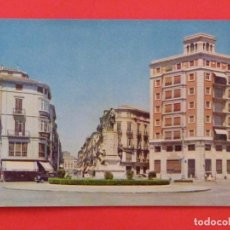 Postales: POSTAL SIN CIRCULAR DE PLAYAS DE CALLE LARIOS MALAGA LOTE 39. Lote 269829028