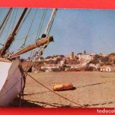 Postales: POSTAL SIN CIRCULAR DE PLAYA DEL BAJONDILLO TORREMOLINOS MALAGA LOTE 39. Lote 269829233