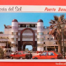 Postales: POSTAL SIN CIRCULAR DE PUERTO BANUS MARBELLA MALAGA LOTE 39. Lote 269829543