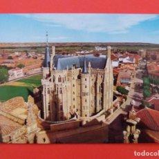 Postales: POSTAL SIN CIRCULAR DE PALACIO EPISCOPAL ASTORGA CASTILLA Y LEON LOTE 39. Lote 269830348