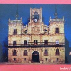 Postales: POSTAL SIN CIRCULAR DE CASA CONSISTORIAL ASTORGA CASTILLA Y LEON LOTE 39. Lote 269830408