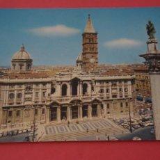Postales: POSTAL SIN CIRCULAR DE ROMA ITALIA LOTE 1 MIRAR FOTOS. Lote 270545033
