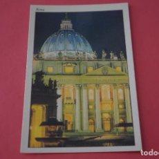 Postales: POSTAL SIN CIRCULAR DE ROMA ITALIA LOTE 1 MIRAR FOTOS. Lote 270545138
