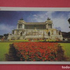 Postales: POSTAL SIN CIRCULAR DE ROMA ITALIA LOTE 1 MIRAR FOTOS. Lote 270545203