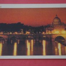 Postales: POSTAL SIN CIRCULAR DE ROMA ITALIA LOTE 1 MIRAR FOTOS. Lote 270545613