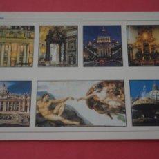 Postales: POSTAL SIN CIRCULAR DE ROMA ITALIA LOTE 1 MIRAR FOTOS. Lote 270545708