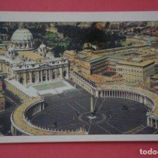 Postales: POSTAL SIN CIRCULAR DE ROMA ITALIA LOTE 1 MIRAR FOTOS. Lote 270545913