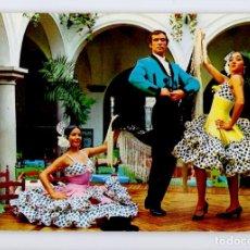 Postais: EL RELICARIO. PACO DE LUCIO Y SU FIESTA BALLET ♦ EFA, 1966. Lote 272360168