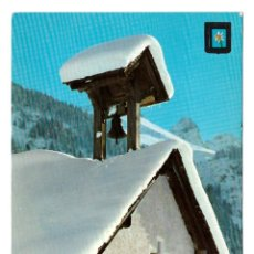 Postales: ESPAÑA - PAISAJE NEVADO - CIRCULADA. Lote 274644933
