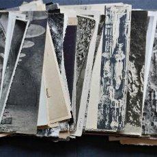 Postales: 100 POSTALES EN BLANCO Y NEGRO DE ESPAÑA DE LOS AÑOS 1910 A LOS AÑOS 50 , VER FOTOS Y COMENTARIOS. Lote 274729413
