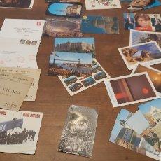 Postales: LOTE DE POSTALES Y CARTAS. MAYORÍA CIRCULADAS.. Lote 275466498